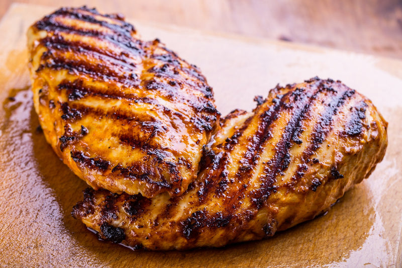 Chicken Boneless Roaster Breasts - Halal - Frozen