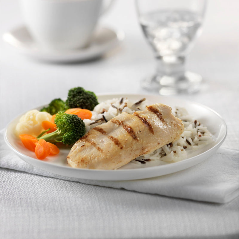 Fully Cooked - Halal - Grilled Chicken Breasts