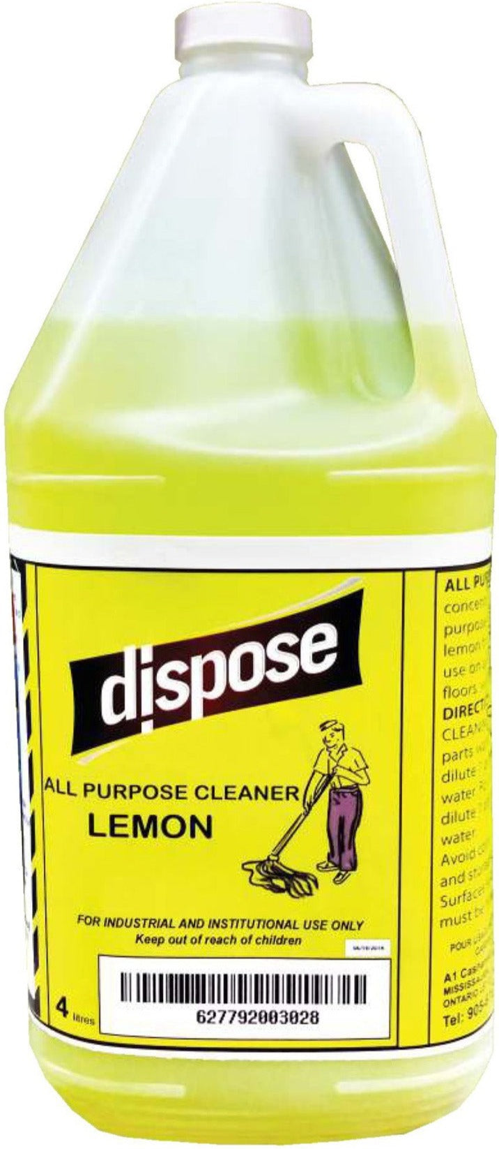 Dispose - All Purpose Cleaner - Lemon