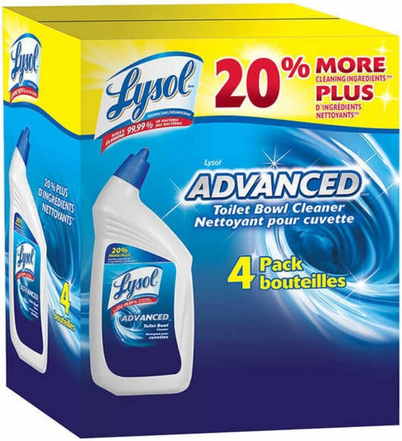 Lysol - All Purpose Cleaner - Toilet Bowl