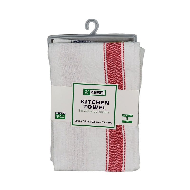 "Kesgi - 20""x30"" - Kitchen Towel - QF012"