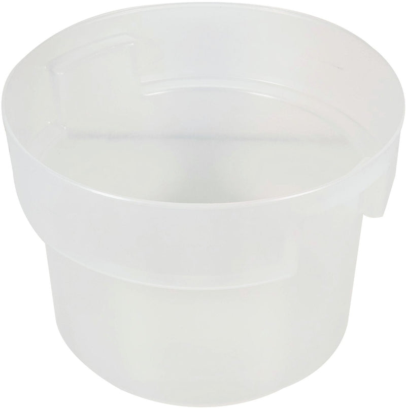 Carlisle - 12 Qt. Food Container - Clear