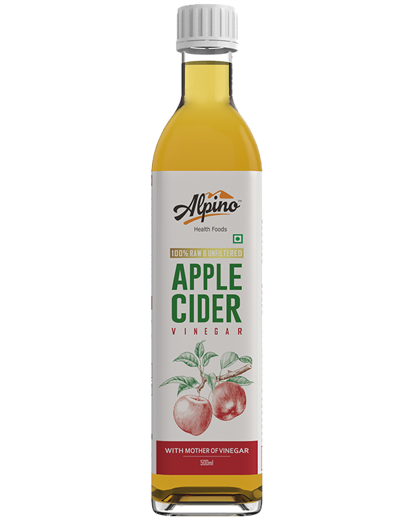 Alpino Organic Apple Cider Vinegar