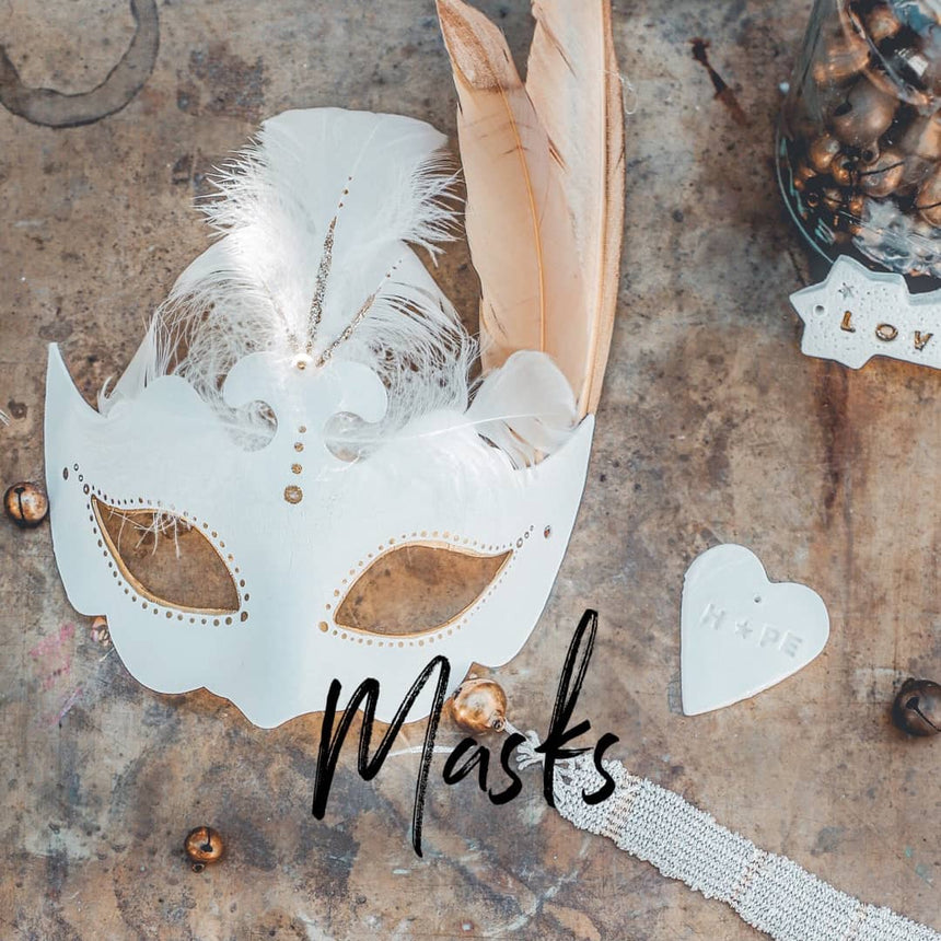 Masks Workshop