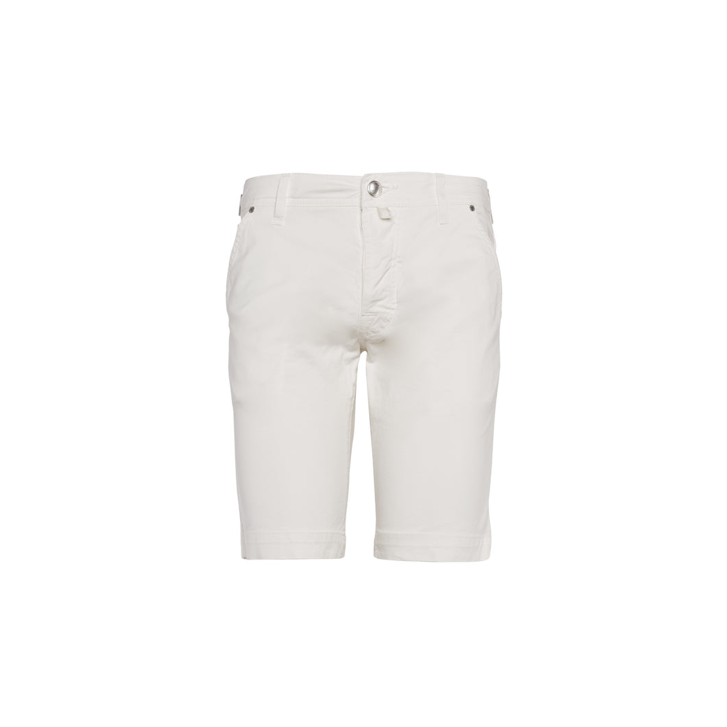 JACOB COHEN BERMUDA OFF WHITE