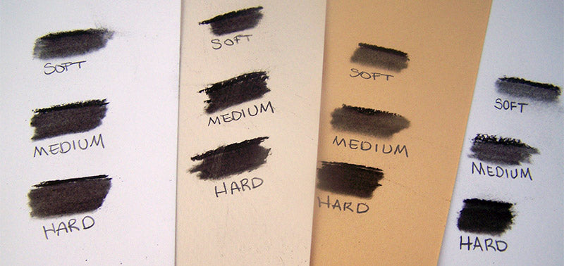 Charcoal Paper Choices