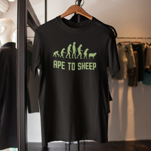 Load image into Gallery viewer, Ape to Sheep - Unisex T-Shirt