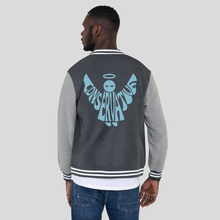 Load image into Gallery viewer, Conservative Angel - Men's Letterman Jacket