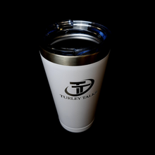 Load image into Gallery viewer, Turley Talks Insulated Stainless Steel Coffee Tumbler
