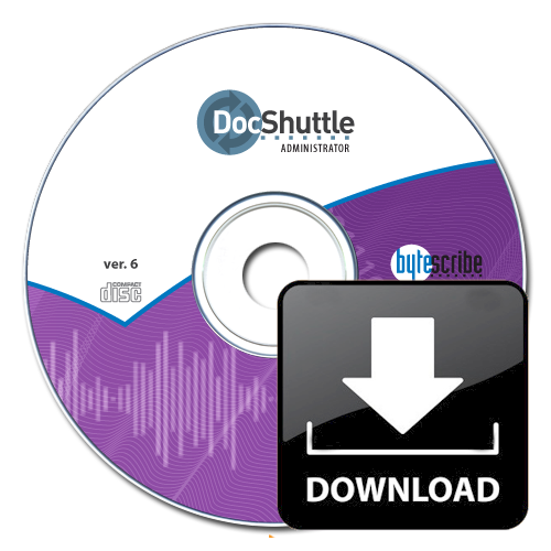 DocShuttle Administrator (software download)