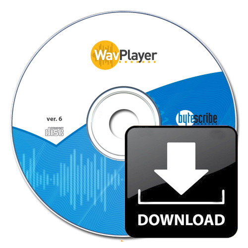 WavPlayer Software (download only)