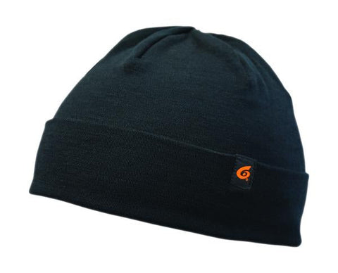 Premium Merino Wool Beanie, Double Layer