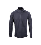 Point6 Premium Men's Merino Wool Base Layer, 1/4 Zip Neck