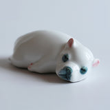 Bulldogs Ceramic Decoration