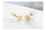 Miniature Golden Earrings