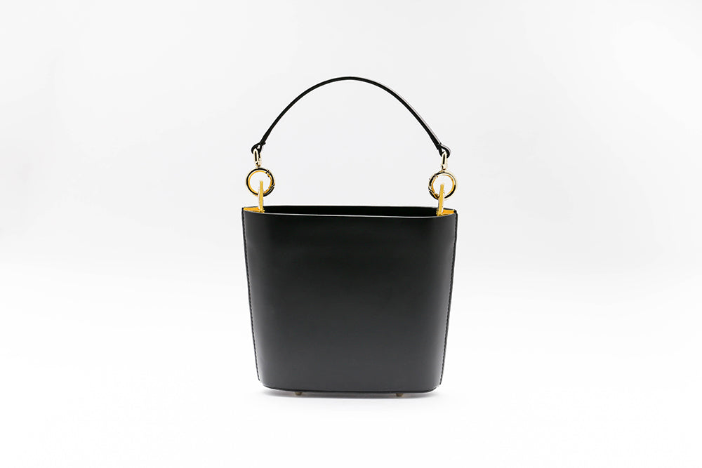 Jia Bucket Bag | Black