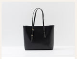 Vintage Tote Leather Handbag -SALE