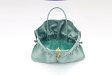 Drawstring Bucket Bag | Blue