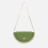 Half Moon Shoulder Bag | Green