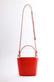 Jia Bucket Bag | Red - SALE