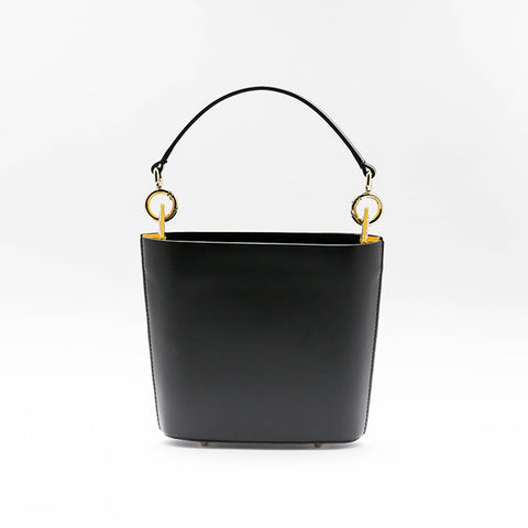 Jia Bucket Bag | Black - SALE