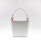 Jia Bucket Bag | White - SALE