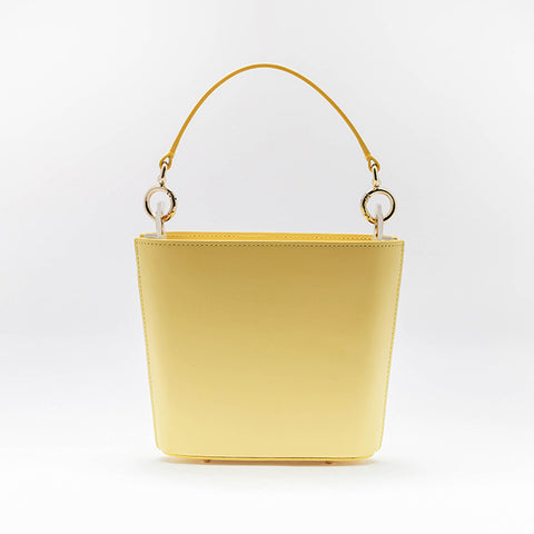 Jia Bucket Bag | Yellow