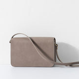 Mini Messenger Leather Bag