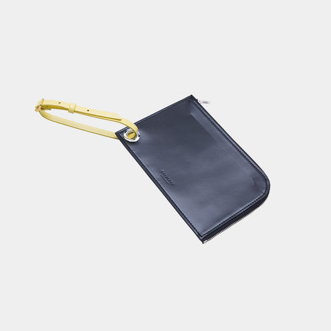 Promotion Leather Phone Clutch Bag | Black