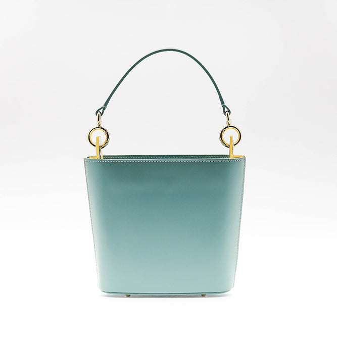 Jia Bucket Bag | Blue