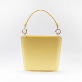 Jia Bucket Bag | Yellow - SALE