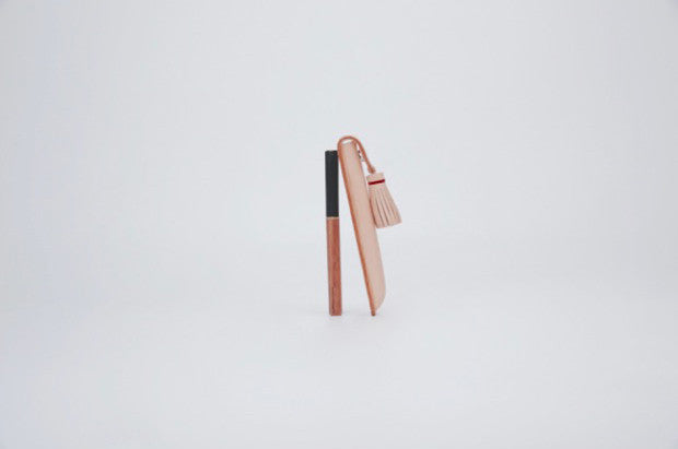 Leather Pencil Holder Handmade