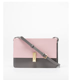 Two Tone Leather Purse