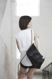 Promotion Huge Handmade Leather  Backpack