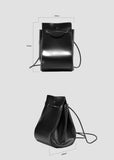 Promotion Hand Stitched Pouch Leather Bag