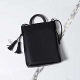 Promotion Oversized Black Tote Bag