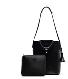 Oversized Black Tote Bag - SALE