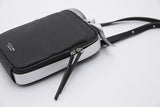 Promotion Classic Square Bow Messenger Bag | Black