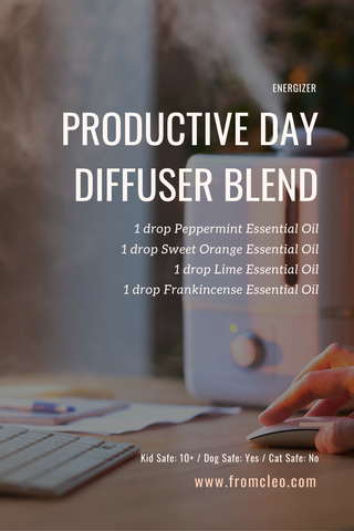 Productive Day Diffuser