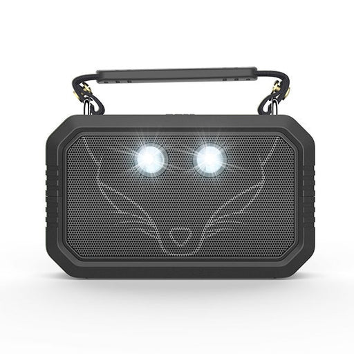 IPX6 Waterproof Outdoor Bluetooth Speaker with Stereo Bass