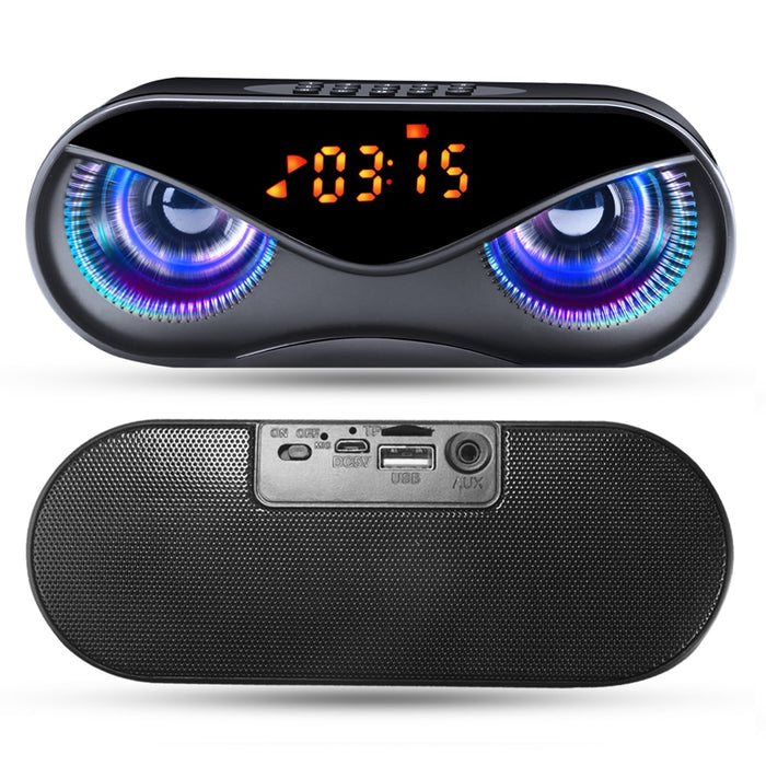 Owl Design LED Bluetooth Speaker