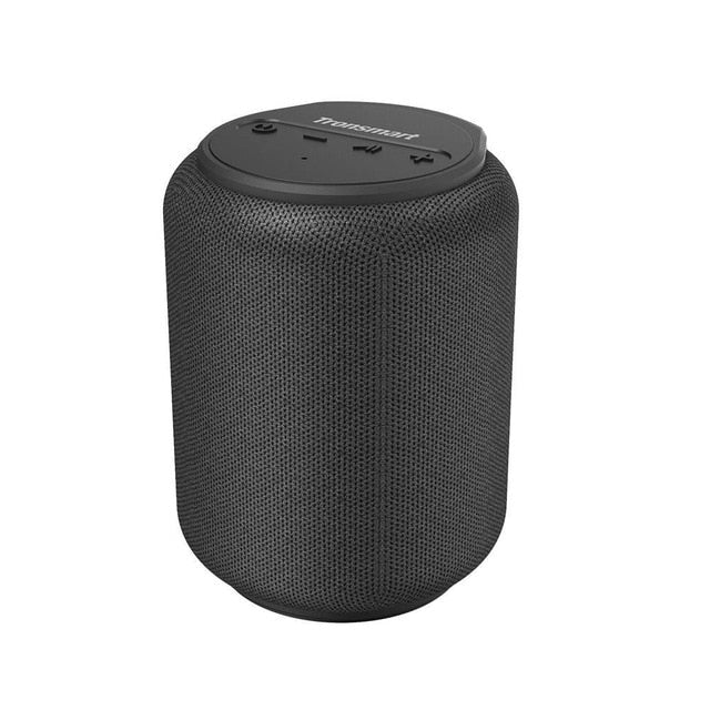 Mini Waterproof Bluetooth Speaker with AI Voice Assistant
