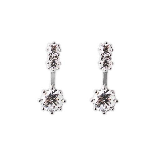 Jody Coyote Starry Night Cubic Zirconia Drop Studs