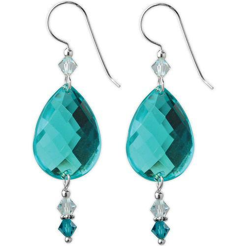 Jody Coyote After Party Teal Green Earring