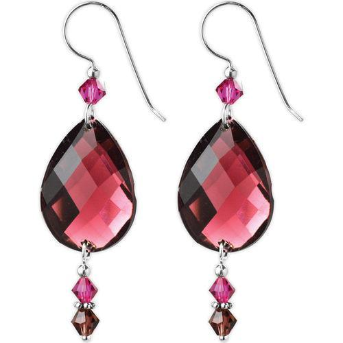 Jody Coyote After Party Burgundy Earring
