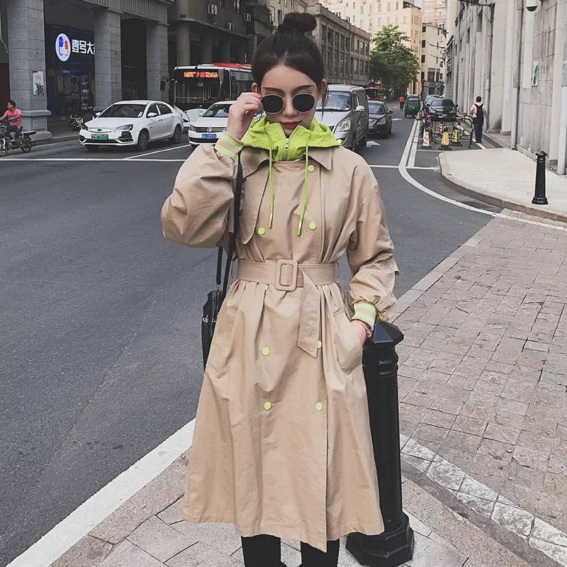 The Highlight Trench Coat