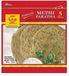 Deep Methi Paratha - 5 Piece