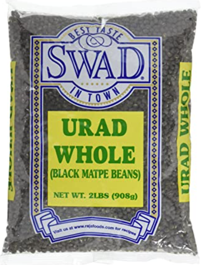 Swad Urad Whole Dal - 2 lb