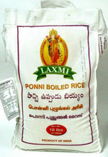 Load image into Gallery viewer, Laxmi Ponni Boiled Rice