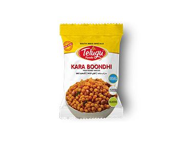 Telugu Snacks Karam Boondi -170gm